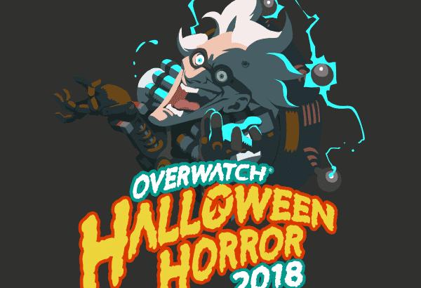 Overwatch Halloween Horror Event