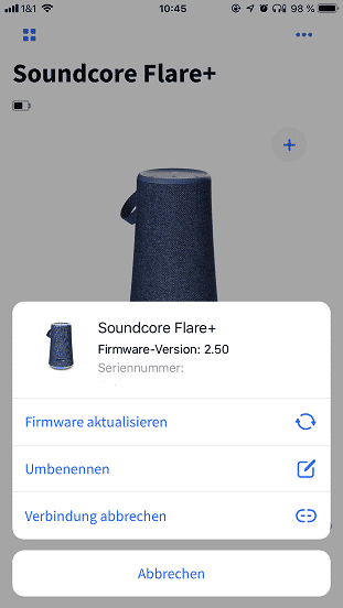 Soundcore Flare Plus