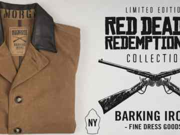 Barking Irons Red Dead Redemption 2 Collection Barking Irons
