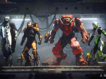 ANTHEM - LAUNCH