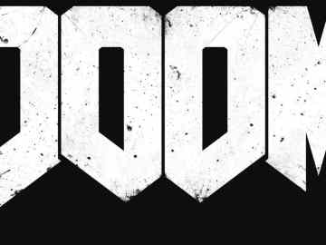 DOOM Logo blackbg 1434321262