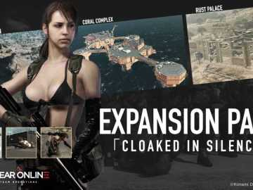 Cloaked in Silence DLC
