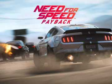 Need for Speed Payback Keyart