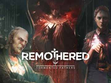 Remothered Tormented Fathers Announcement Trailer Cover