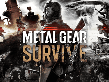 Metal Gear Survive Keyart
