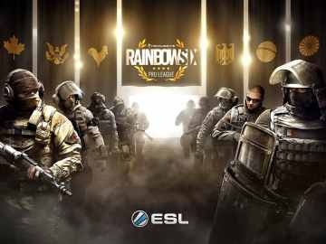 Rainbow Six Siege ESL