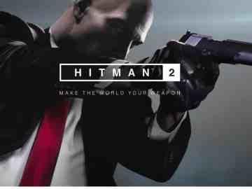 Hitman 2 Artwork