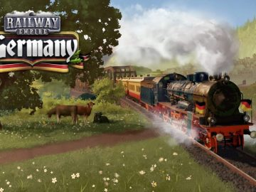 Railway Empire - Germany-DLC