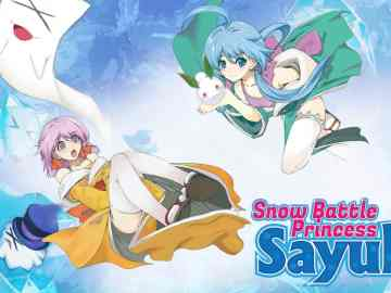 Snow Battle Princess Sayuki