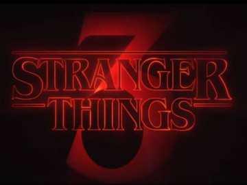 Stranger Things 3. Staffel