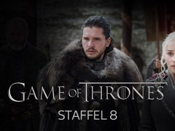 Game of Thrones Staffel8