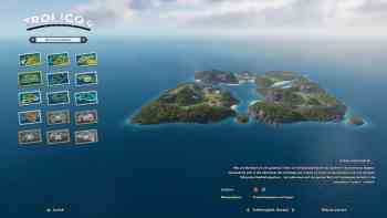 Tropico 6 - Missionsauswahl