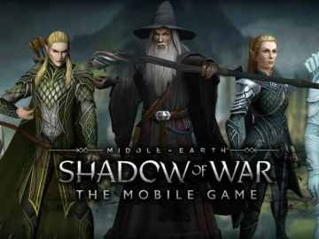 shadow of war mobile