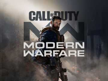 Call of Duty Modern Warfare Artwork