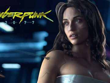Cyberpunk 2077 Logo Artwork