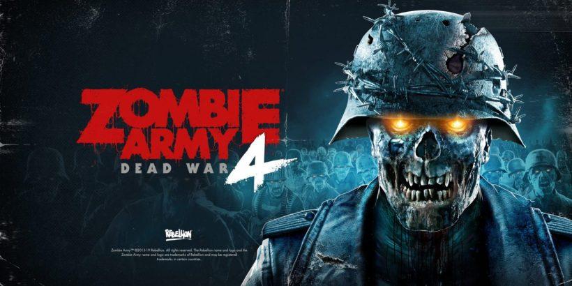Zombie Army 4 Keyart