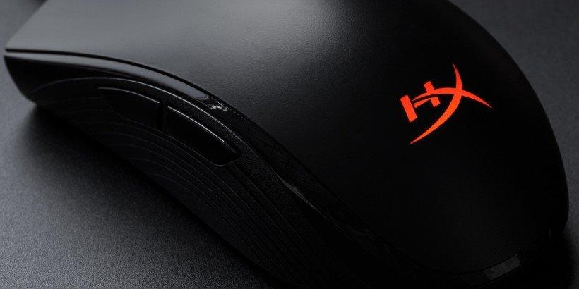 HyperX Pulsefire Core RGB Gaming-Maus