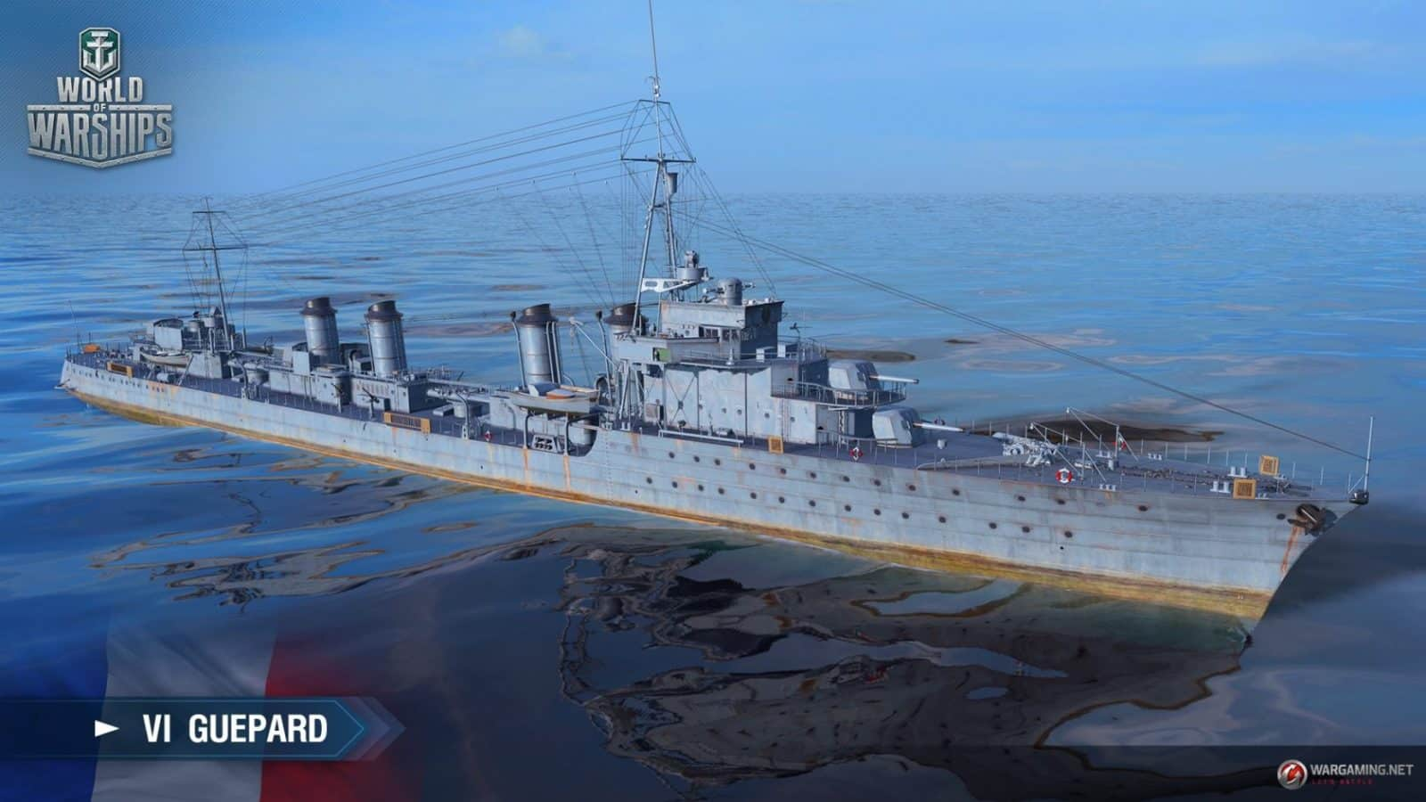 World of Warships France