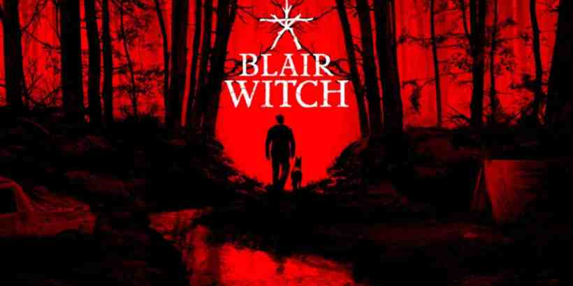 Blair Witch Logo Artwork