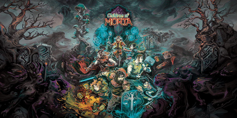 GAMEtainment-Children-of-Morta-Titel