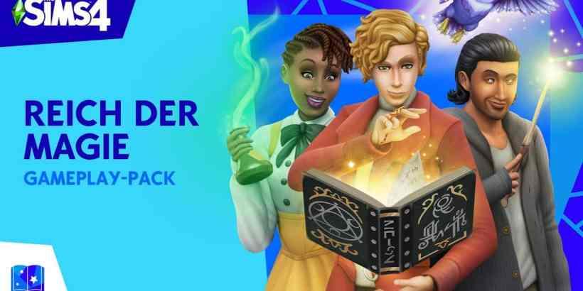 Sims 4: Reich der Magie