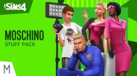 Sims 4 Moschino DLC