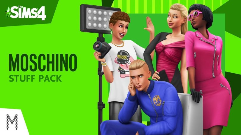 Die Sims 4: Moschino