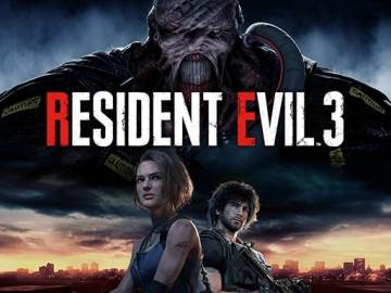 Resident Evil 3 Remake Cover Art