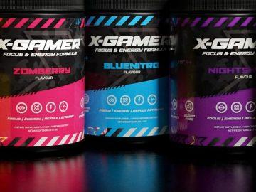 X-Gamer Energy