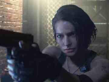 Resident Evil 3 Test