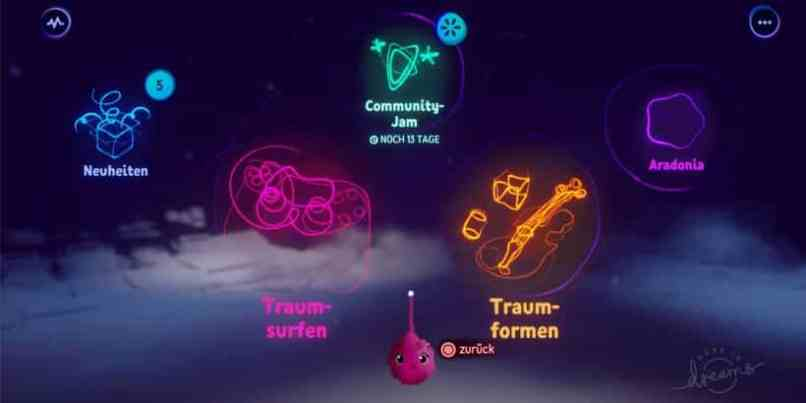 Gametainment_dreams_review_Zuhause