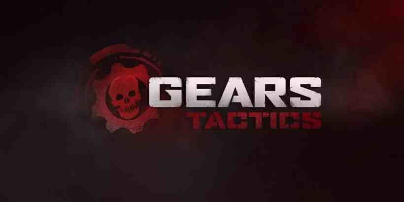Gears Tactics Title Screen