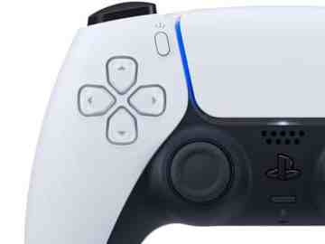 Sony PS5 DualSence Controller Cutout