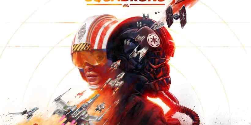 Star Wars Squadrons Keyart