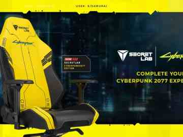 Secretlab Cyberpunk 2077 Edition
