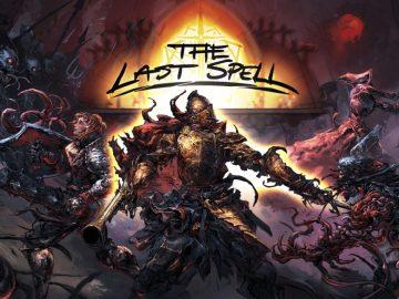 The Last Spell Artwork