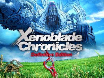 Xenoblade Chronicles Definitive Edition