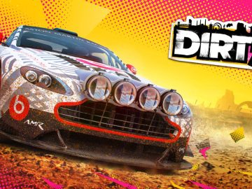 DIRT 5 Logo Artwork
