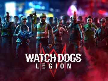 Watch Dogs Ledion Logo Artwork