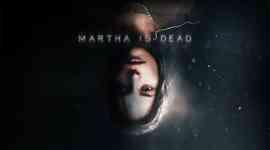 martha is dead keyart
