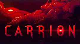 Carrion Logo Artwork