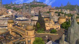 Sims 4 Reise nach Batuu