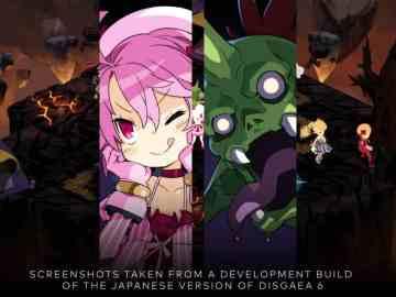 Disgea 6 Switch
