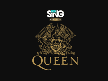 Lets sing presents Queen