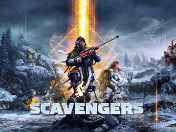 scavengers keyart
