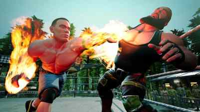 WWE2K Battlegrounds