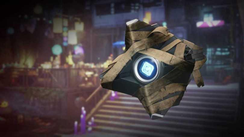 Destiny 2 Rastlose Hülle
