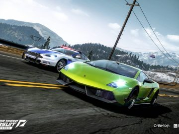 nfs speed hot pursuit remastered