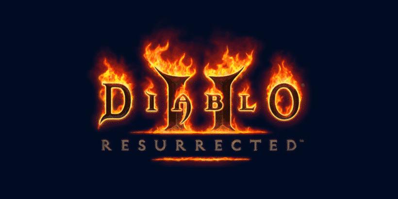 Diablo II: Resurrected hat soeben die Tore der Hölle geöffnet