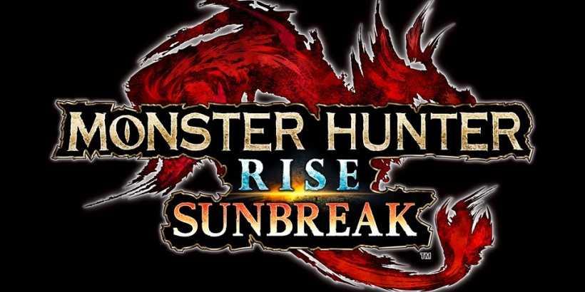 Erweiterung Monster Hunter Rise: Sunbreak erscheint im Sommer 2022 für Nintendo Switch & PC